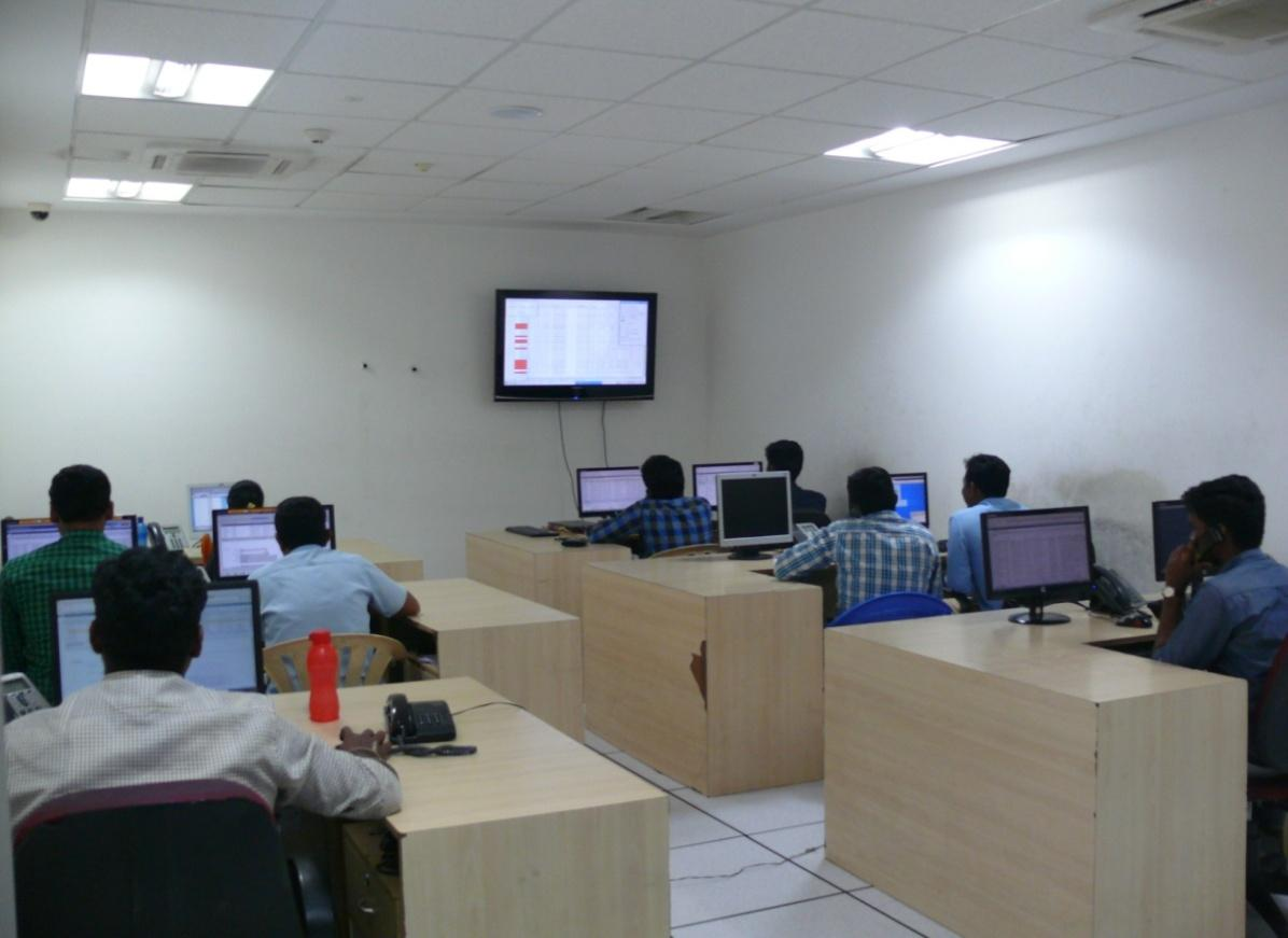 24X7 Helpdesk at NOC<br />